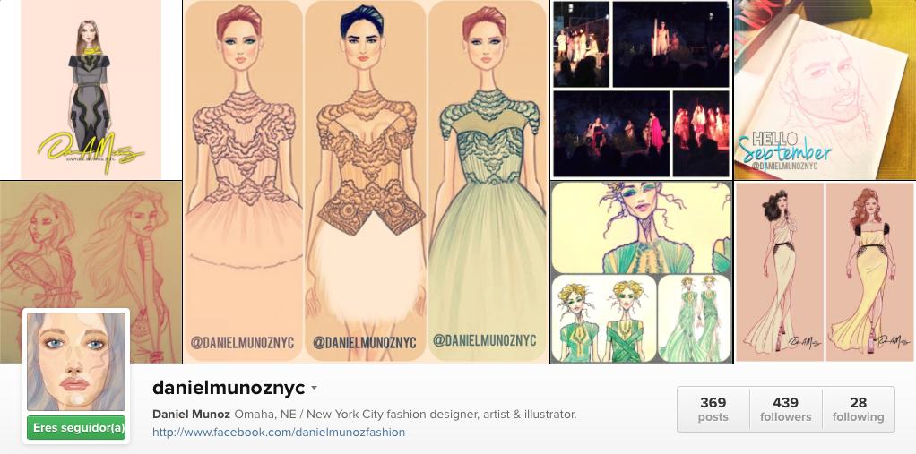 Debes seguir en Instagram