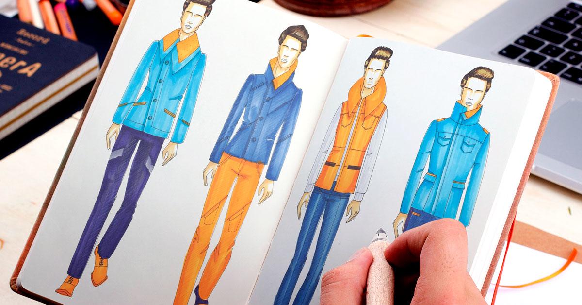 taller virtual de ilustración de moda