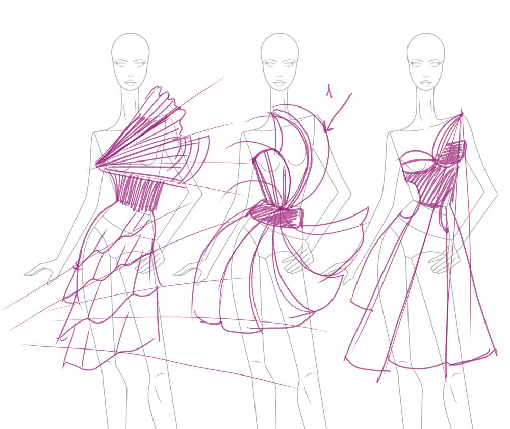 diseñar vestuario