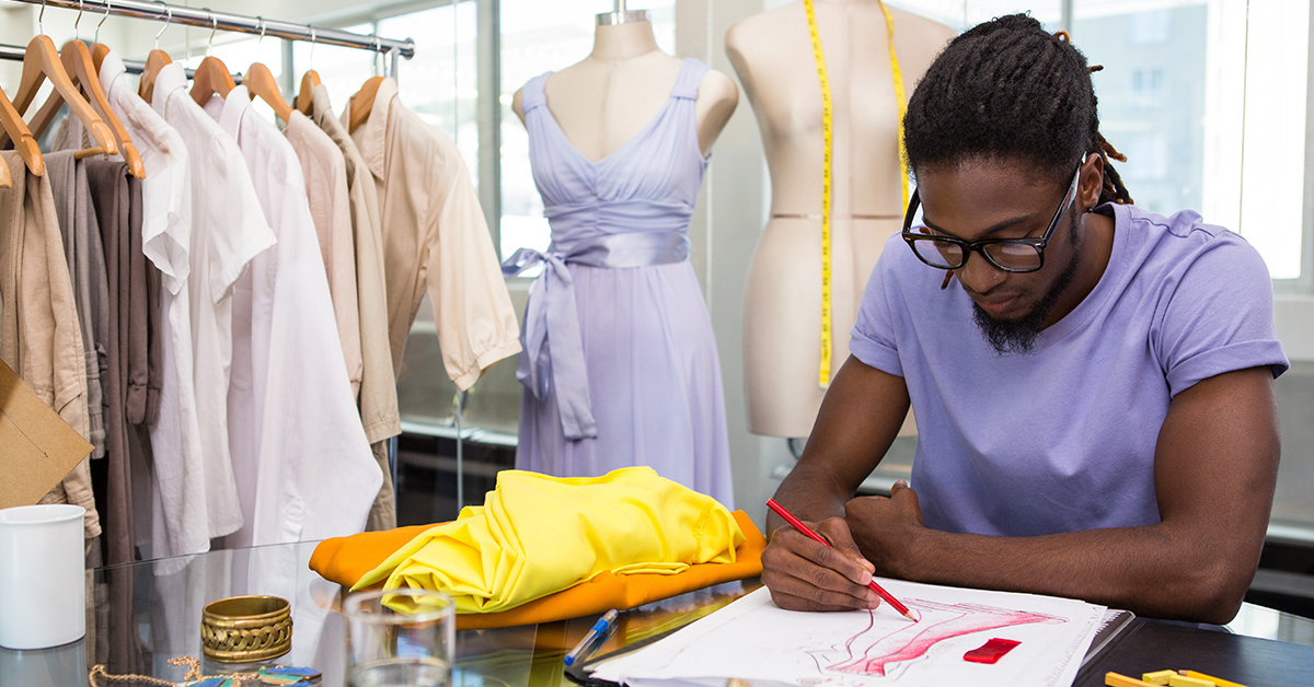sabes qué regalar a un diseñador de moda? - laura páez