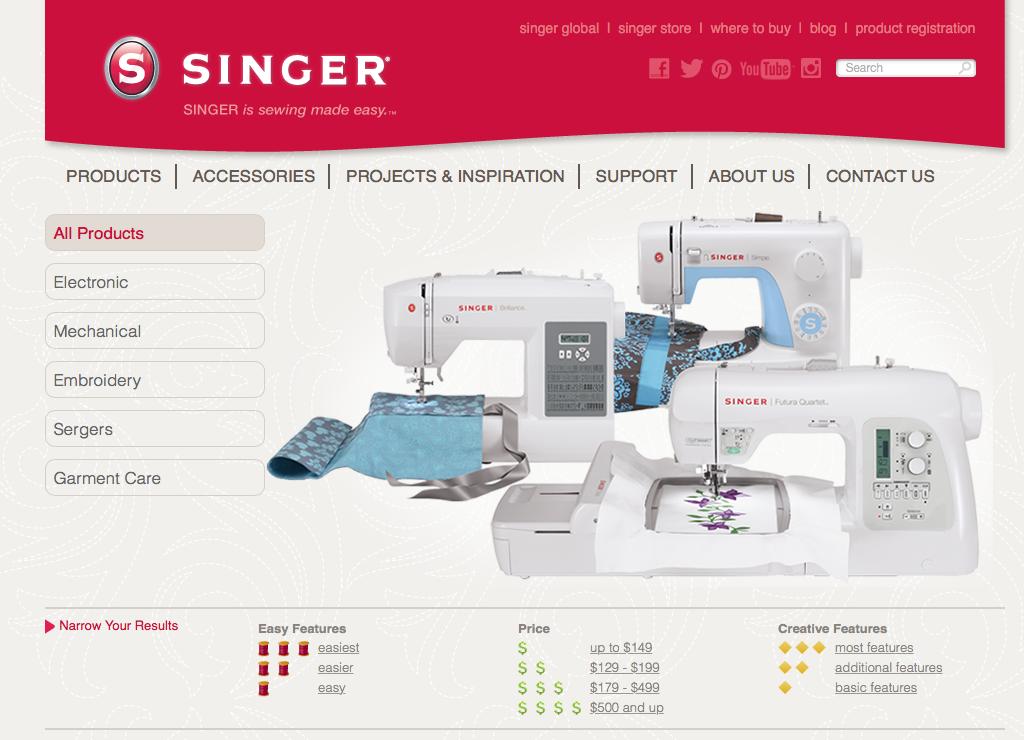singer-qué regalar a un diseñador