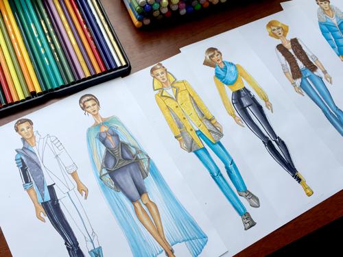 aprende-a-dibujar-figurines-de-moda