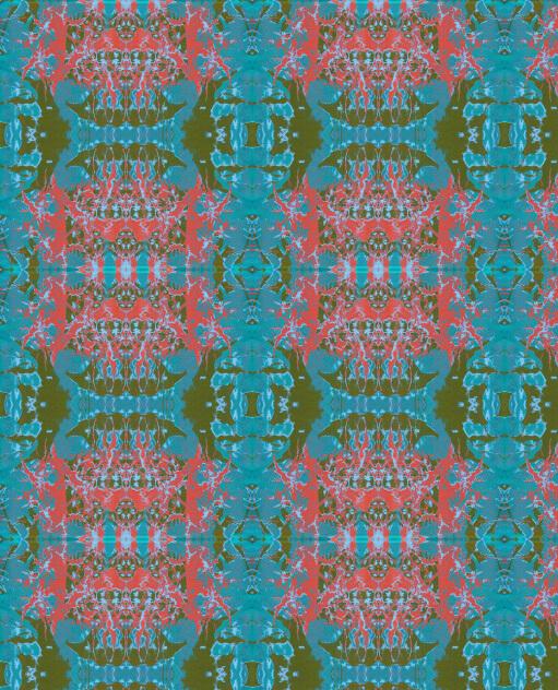 textil de Jacquard de colores