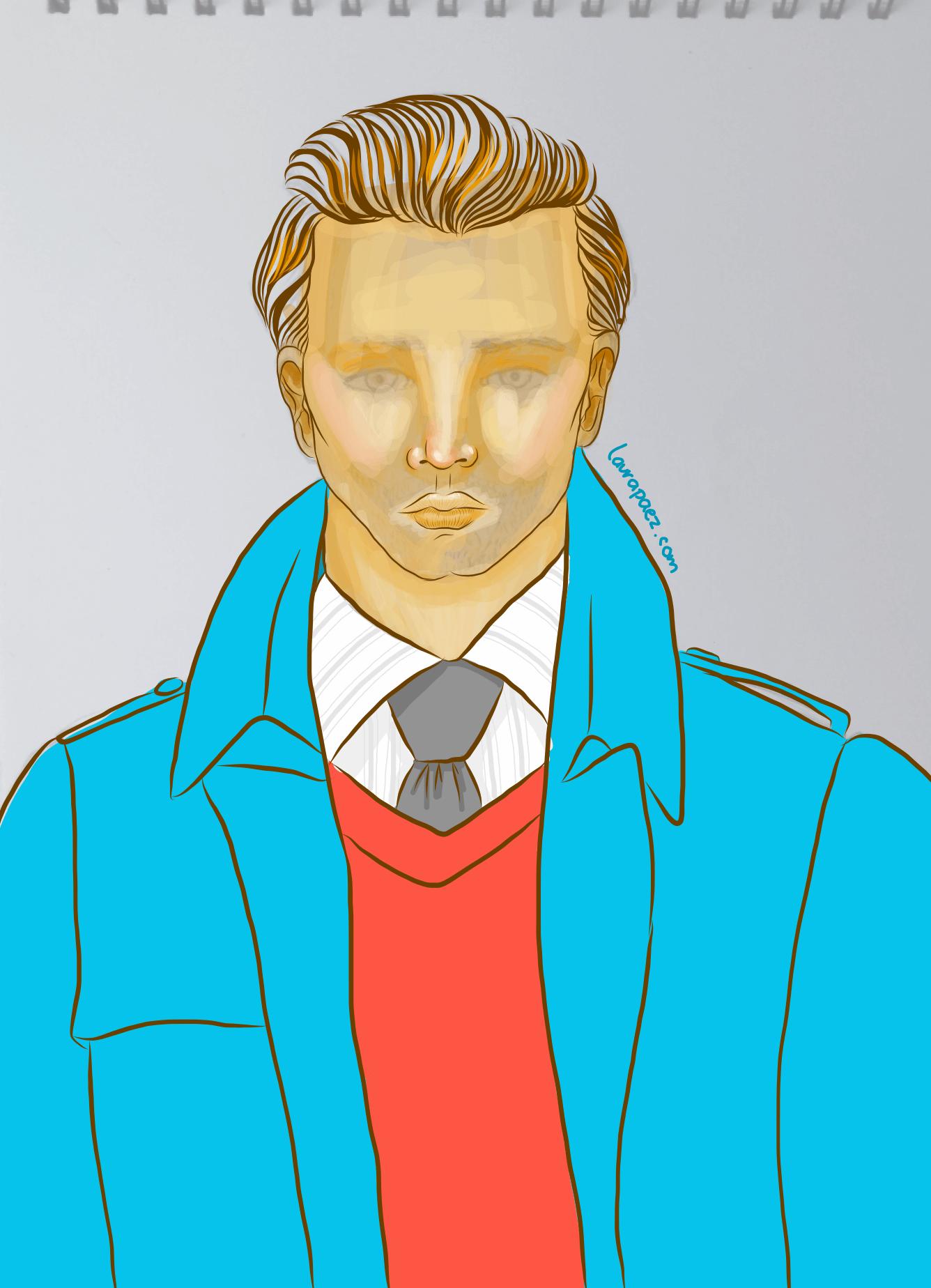 Proceso de dibujo en Adobe Draw1