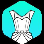 app para diseño de moda Fashion Design App
