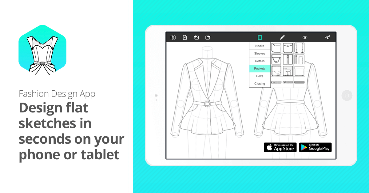 Fashion Design App Powerful Tool For Design Clothes