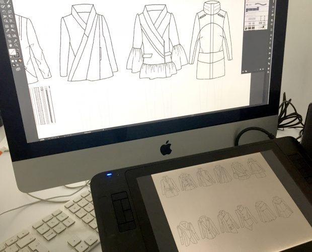 diseñar chaquetas