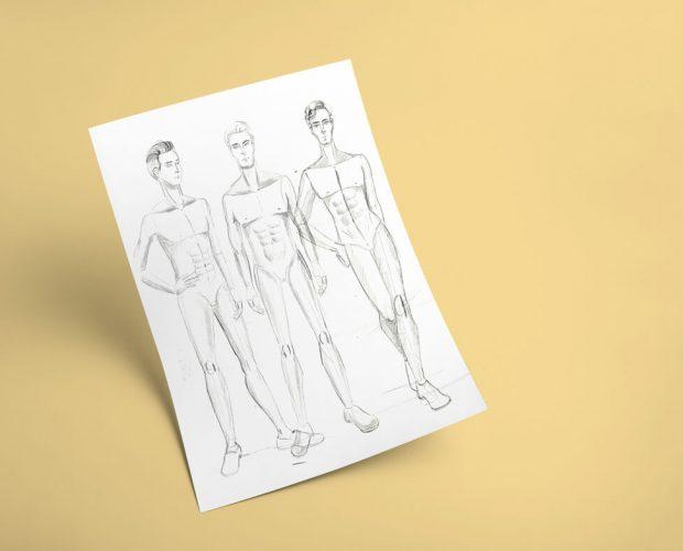 3-poses-de-figurin-masculino