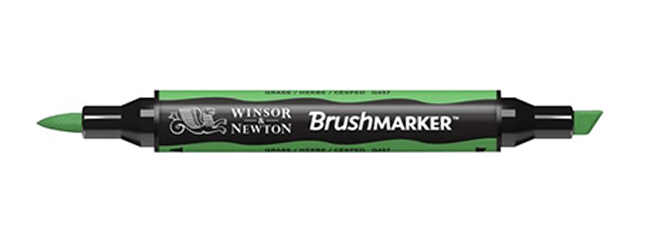 Marcadores Windsor $ Newton brushmarker
