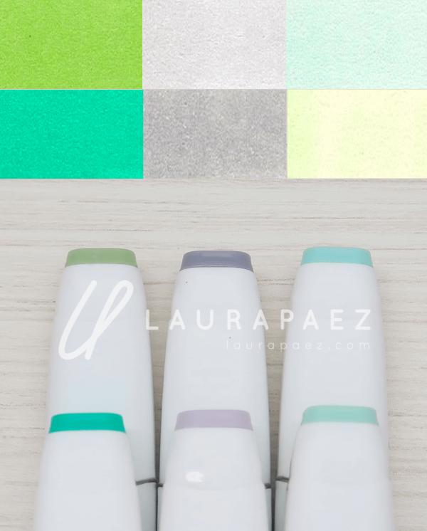 marcadores para colorear touchfive