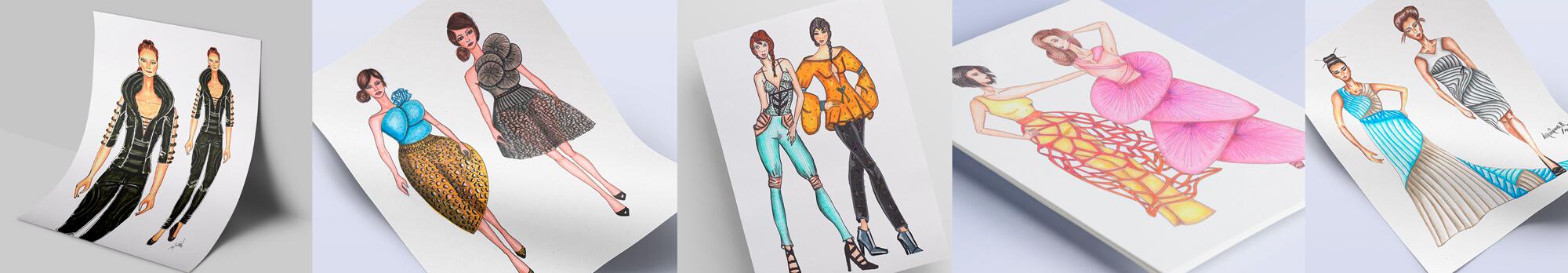 figurines de moda online