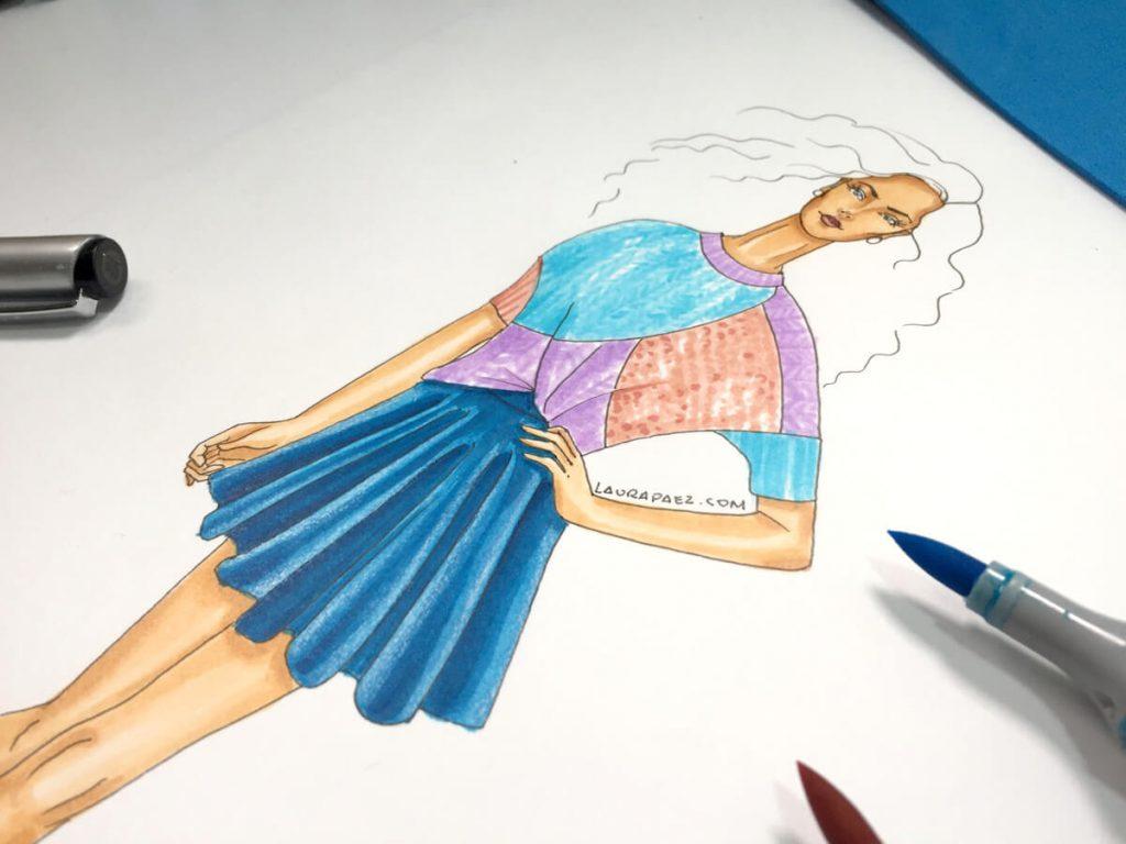 Como pintar un suéter de lana