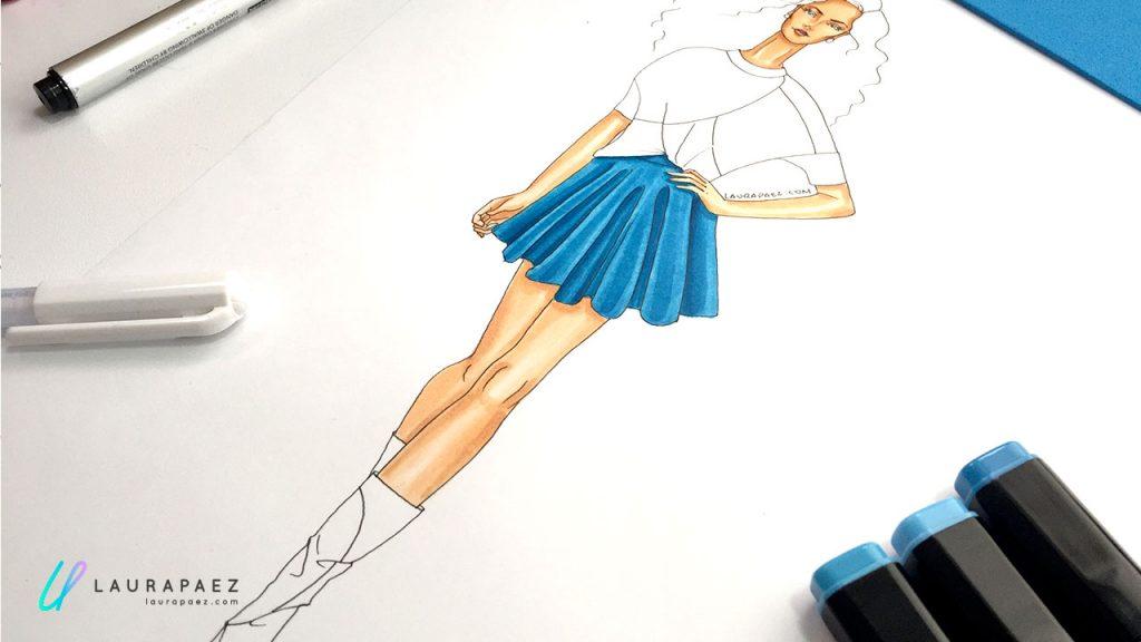 coloreando-una-falda-semibrillante-f
