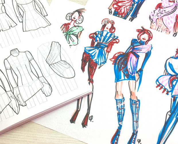 pasar del boceto al diseño