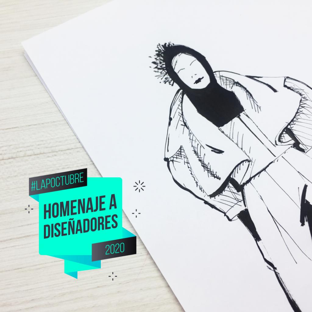 Desafio de dibujo de moda